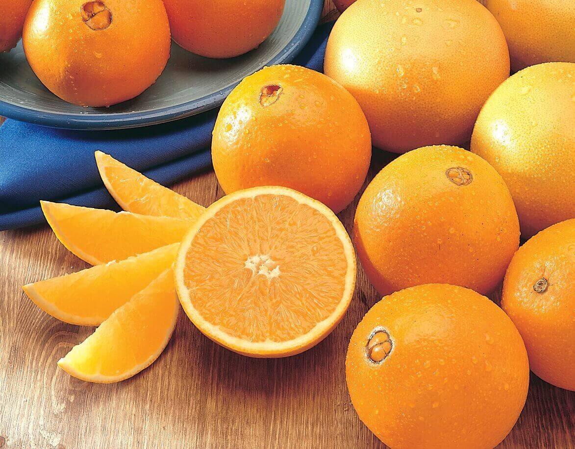 dilimli portakal