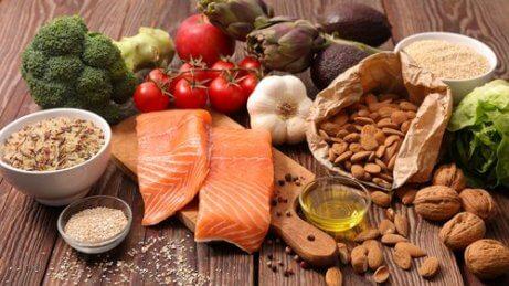 sağlıklı besinlerden örnek