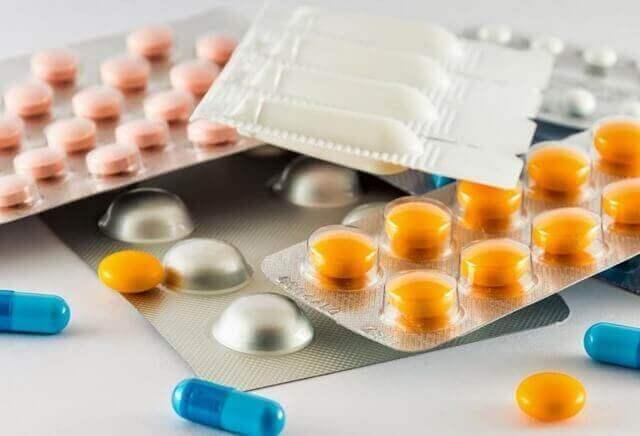 türlü türlü ilaçlar