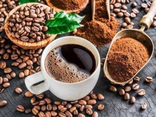 Kafein Çekilmesi İçin Ev Reçeteleri