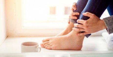 batık ayak tırnağı tedavisi için sarımsak