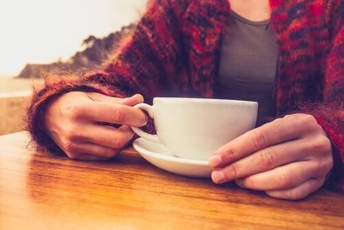 kafein çekilmesi