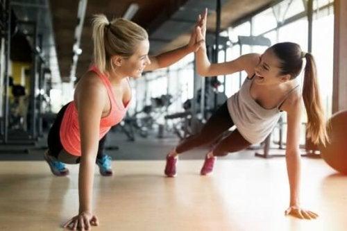 spor salonundaki performansınızı artırmak