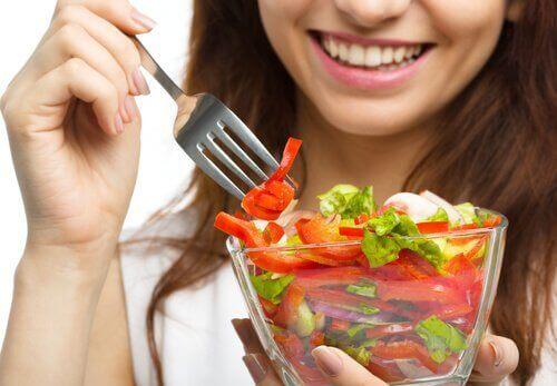 bursit tedavisinde sağlıklı beslenmek