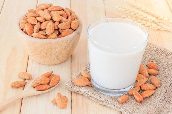 bademli sebze sütü