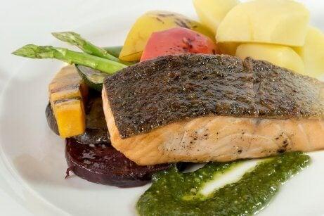 trigliseriti düşürmeye yardımcı balık