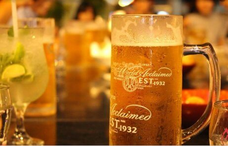 barda bira içmek