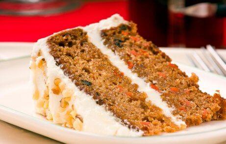 tabakta bir kek