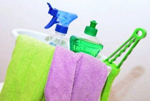Ev Temizliğinde Unutulan 6 Yer