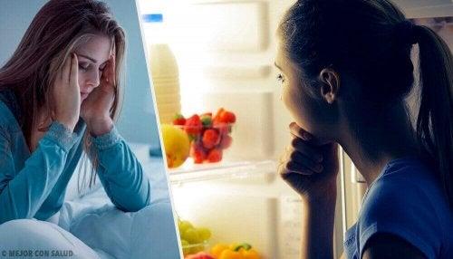 Geceleri Neden Fazla Yemek Yiyorsunuz?