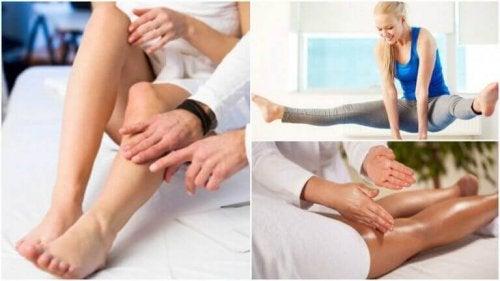 Huzursuz Bacak Sendromu İçin 6 Çözüm