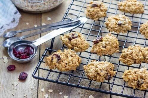 kurabiye mutfakta hazır