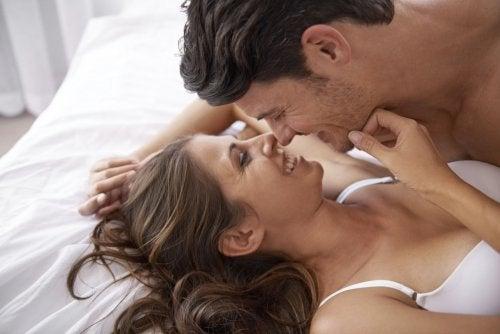 mutlu çift yatak