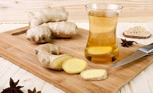cilt sağlığınız için zencefil çayı