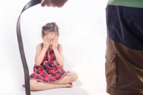 Çocukları Fiziksel Olarak Cezalandırmanın Sonuçları