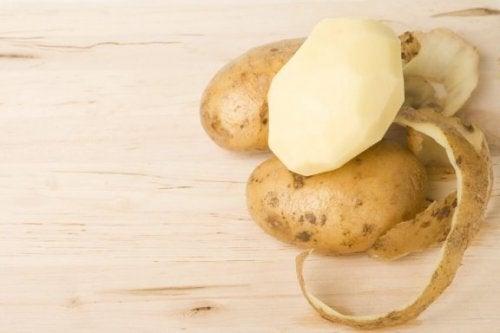 Patates Kabuğuyla Hazırlanan Bu Dört Reçeteyi Denemelisiniz