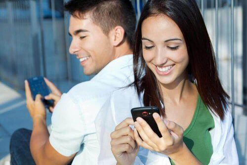 akıllı telefon çift