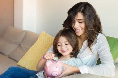 Çocuklarınıza Para Biriktirmeyi Öğretin