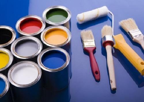 badana boya malzemeleri