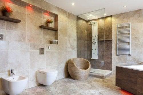 Banyo Dekorasyonu İle İlgili Çok Seveceğiniz 9 Fikir