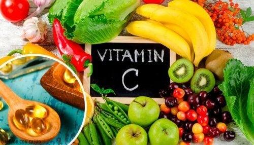 blastomikoz belirtilerine karşı c vitamini