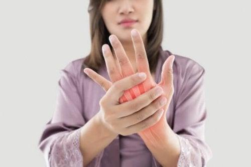 el eklem ağrılarınız
