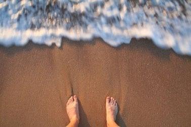 kumsal dalga ayaklar