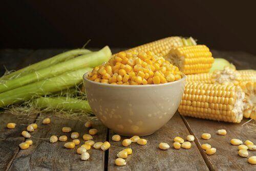 mısır gevreği