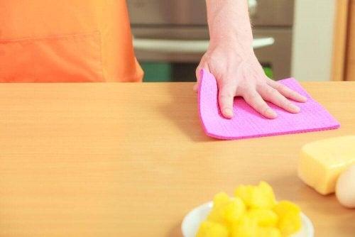 Mutfak Havlularını Dezenfekte Etmenin Dört Yolu