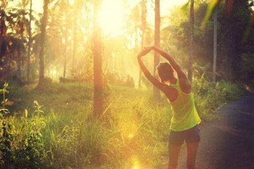 Tüm Vücudunuz İçin Esneme Rutini