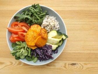 yeni besin piramidi ile beslenmek