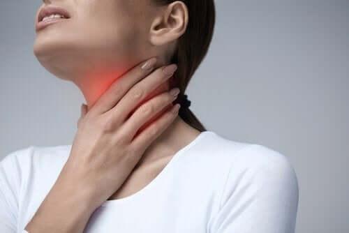 boğaz ağrısını azaltmak