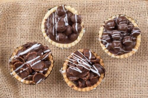 Dünyadaki En İyi Çikolatalı Turta Tarifi
