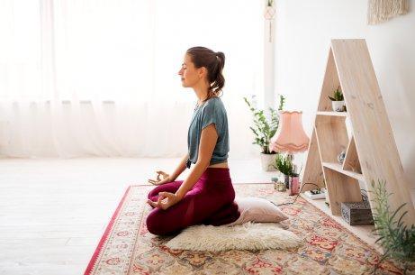 meditasyon ile stresi yönetmek