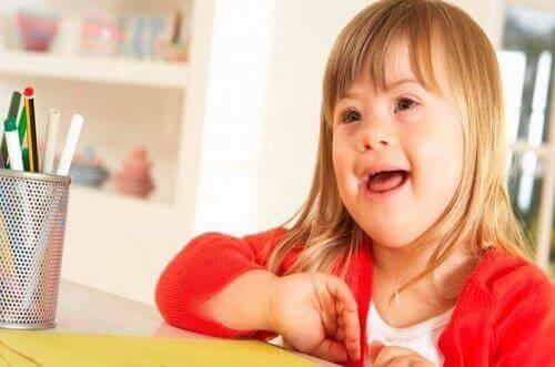 Down Sendromlu Bir Çocuk Yetiştirmek