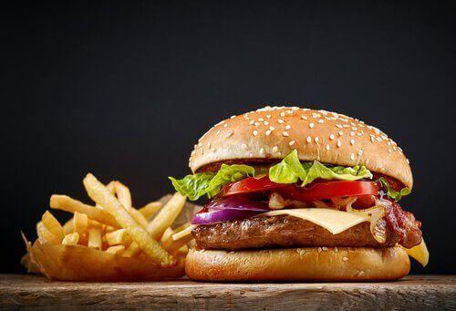 fast food tarifi