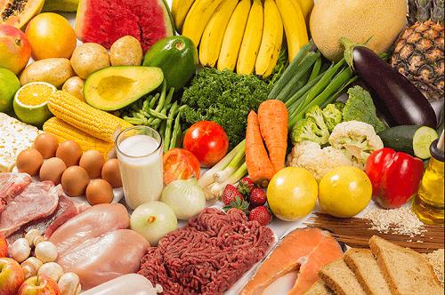 sağlıklı bir diyette olması gerekenler