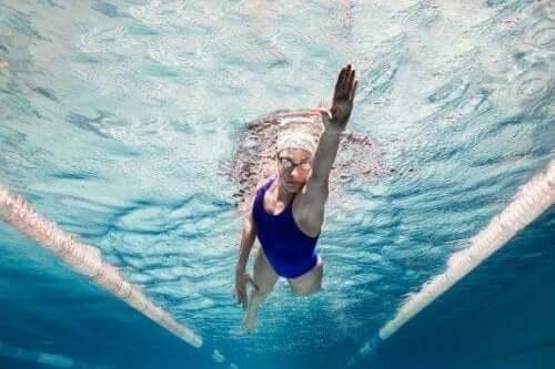 Yüzme ve Beş Şaşırtıcı Psikolojik Yararı