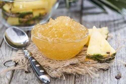 ananaslı reçel