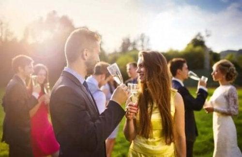 düğün davetlileri
