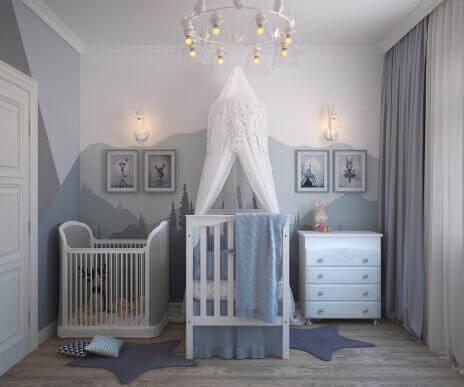 Çocuk Odası İçin En İyi 5 Renk