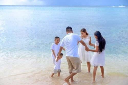 Çocuklarınızla Plaja Gitmek