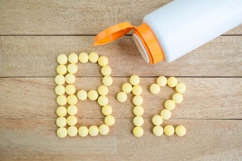 B12 vitamin hapları