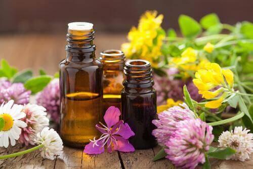 aroma terapi yağları ve psöriatik artriti