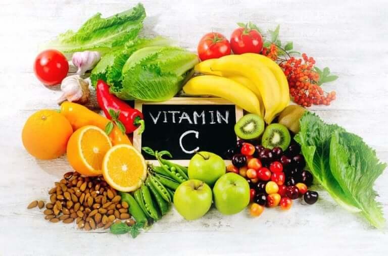 c vitamini içeren yiyecekler