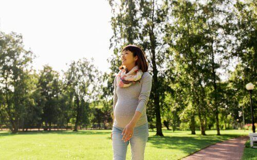 hamilelikte egzersiz olarak yürüyüş