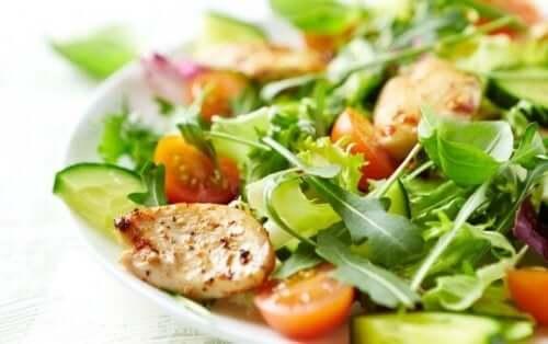 Karışık Salata Tarifleri
