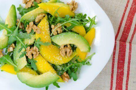 mangolu salata