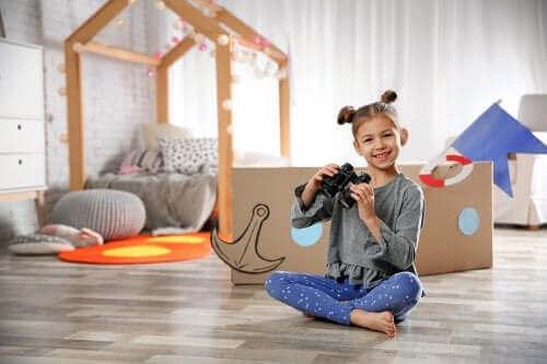 Çocuğunuzun Odası ve Onu Döşemek