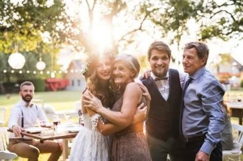 düğün aile damadın annesi